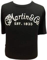 Martin T-Shirt C.F. Martin Logo S