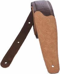 Martin Garment Leather Strap Dark Brown