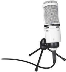Audio-Technica AT2020USB+ White