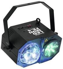 Eurolite LED Mini Flower with Laser