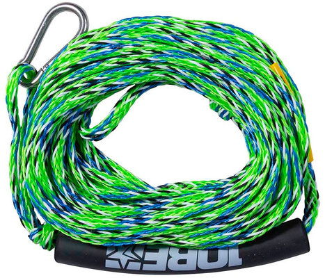 Jobe 2 Person Towable Rope Green