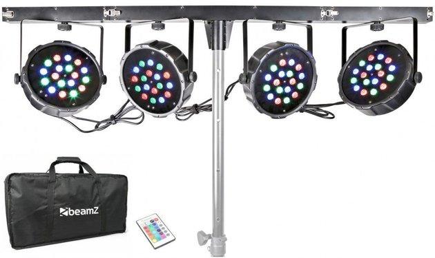 BeamZ LED PAR Bar Kit
