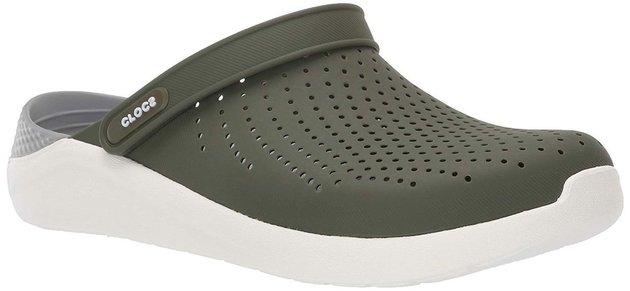 Crocs LiteRide Clog Army Green/White 41-42