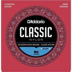 D'Addario EJ27H Student Nylon, Hard Tension