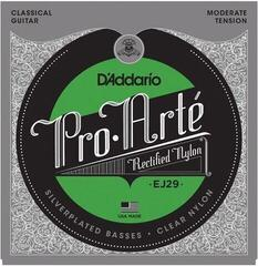 D'Addario J29 Classic Rectified Nylon Trebles