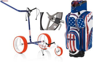 Jucad Carbon 3-Wheel USA Deluxe SET