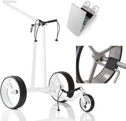 Jucad Phantom 3-Wheel Manual White Deluxe SET