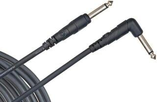 D'Addario Planet Waves CGTRA Instrument Cable Czarny/Prosty - Kątowy
