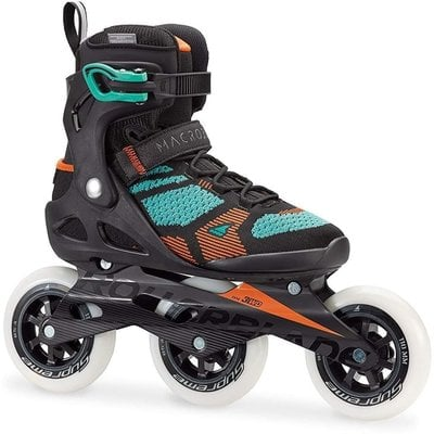 Rollerblade Macroblade 110W 3WD Black/Light Green 39