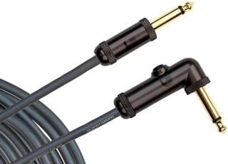 D'Addario Planet Waves AGRA Instrument Cable Fekete/Egyenes - Pipa