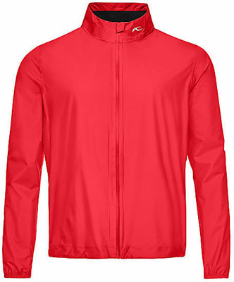 Kjus Dexter 2.5L Waterproof Mens Jacket Tomato 48