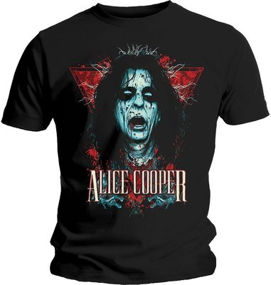 Alice Cooper Unisex Tee: Decap M