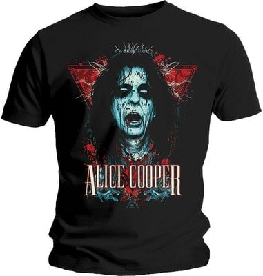 Alice Cooper Unisex Tee: Decap L