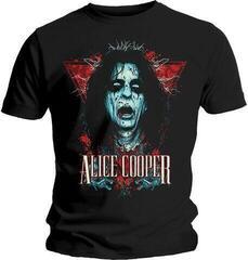 Alice Cooper Unisex Tee: Decap Black