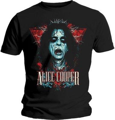 Alice Cooper Unisex Tee: Decap XL