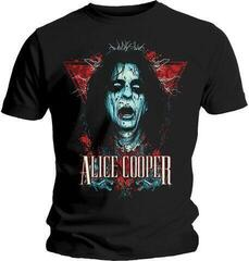 Alice Cooper Unisex Tee: Decap Black
