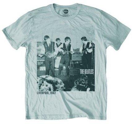 The Beatles Unisex Premium Tee: The Cavern 1962 M