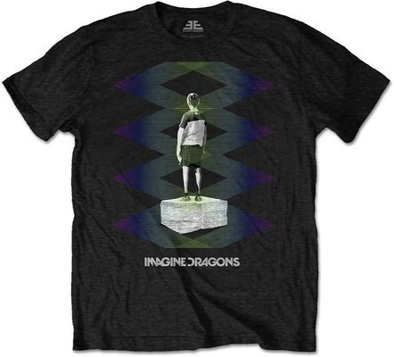 Imagine Dragons Unisex Tee: Zig Zag S