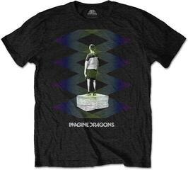 Imagine Dragons Unisex Tee: Zig Zag M