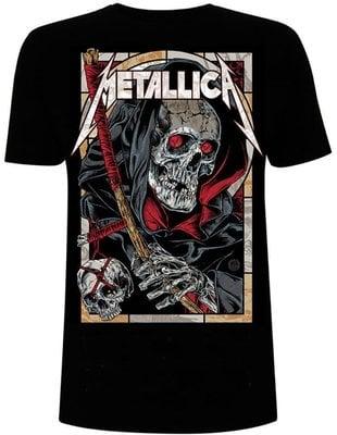 Metallica Unisex Tee: Death Reaper S