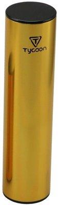 Tycoon Aluminium Shaker 8'' Gold