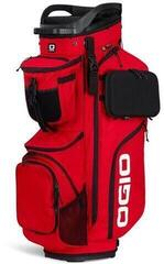 Ogio Alpha Convoy 514 Deep Red Cart Bag 2019