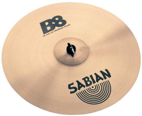 Sabian B8-18MC