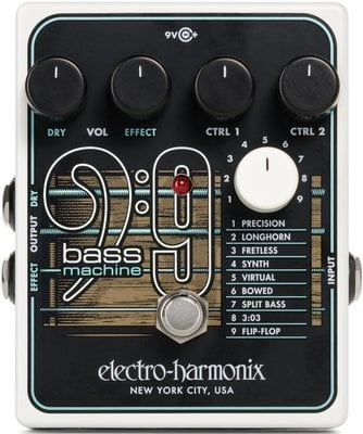 Electro Harmonix BASS9 Bass Machine