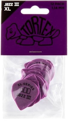 Dunlop Tortex Jazz III XL 1.14 12pcs