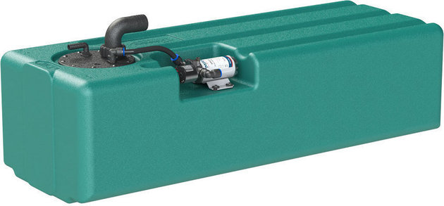 Marco TK1/2 Pump kit UP2/E with tank 107L