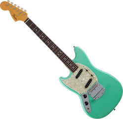 Fender MIJ Traditional '60s Mustang RW Surf Green LH