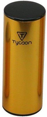 Tycoon Aluminium Shaker 5'' Gold