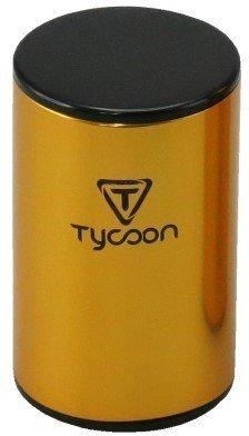 Tycoon Aluminium Shaker 3'' Gold