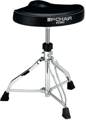 Tama HT250 1st Chair Drum Throne Black