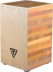 Tycoon Box Cajon Wood Mixture & American White Ash Frontplate