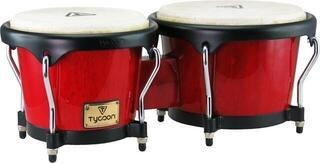 Tycoon Artist Series Bongos Red