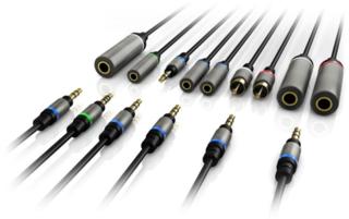 IK Multimedia iLine Cable Kit