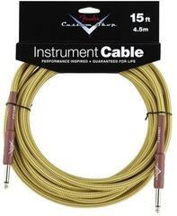 Fender Custom Shop Performance Cable 4,5 m Tweed