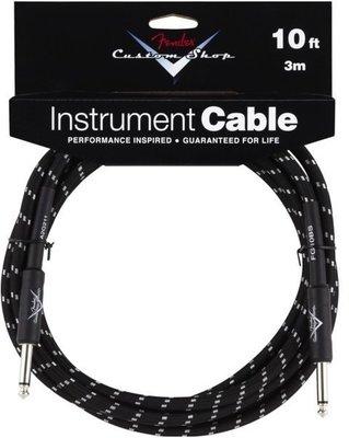 Fender Custom Shop Performance Cable 3 m Black