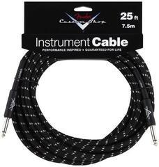 Fender Custom Shop Performance Cable 7,5 m Black