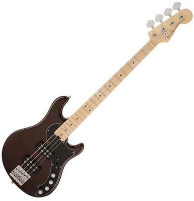 Fender American Deluxe Dimension Bass IV HH RW Root Beer