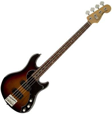 Fender American Standard Dimension Bass IV HH RW 3 Color Sunburst