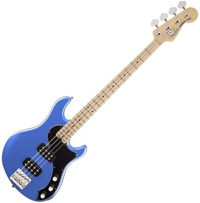 Fender American Standard Dimension Bass IV HH MN Ocean Blue Metallic