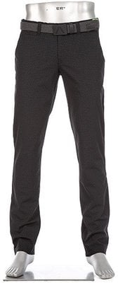 Alberto Rookie-D Waterrepellent Mens Trousers Fantasy 52