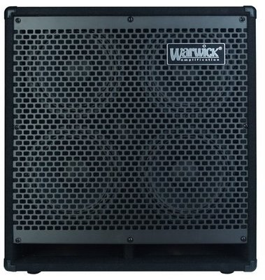 Warwick WCA 408 LW with Celestion Speaker