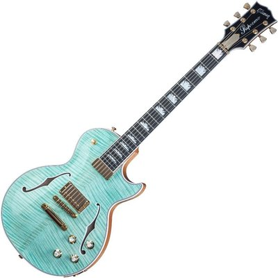 Gibson Les Paul Supreme 2015 Seafoam Green