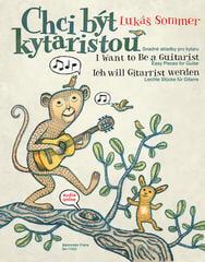 Bärenreiter Chci být kytaristou - snadné skladby pro kytaru