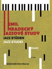 Emil Hradecký Jazzové etudy