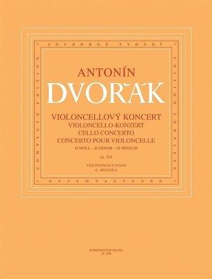 Antonín Dvořák Koncert pro violoncello a orchestr h moll op. 104