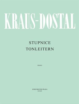 Kraus - Dostal Stupnice